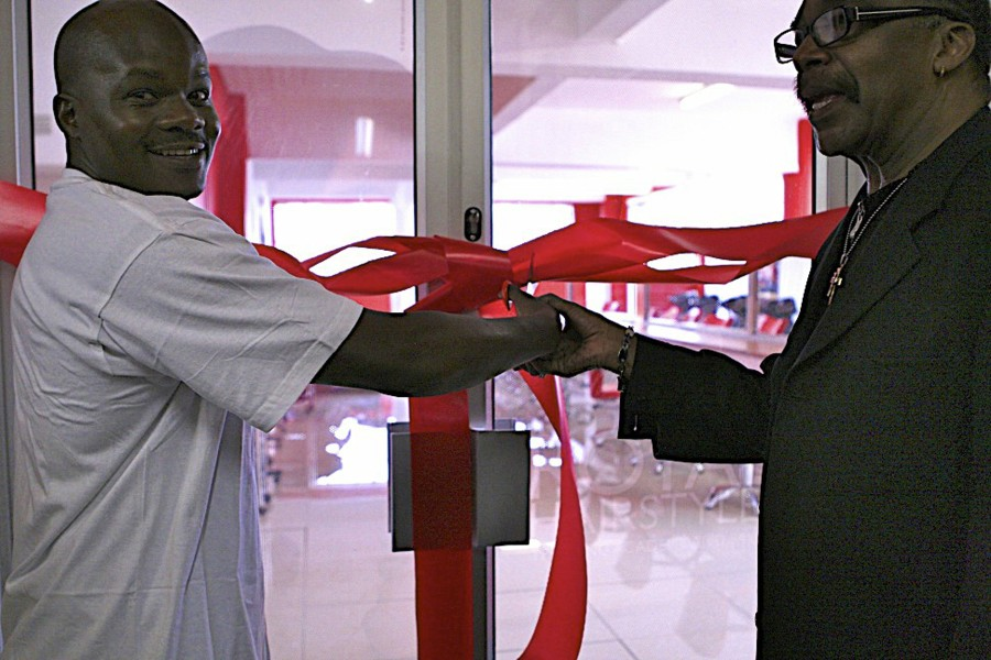 Ribbon Cutting